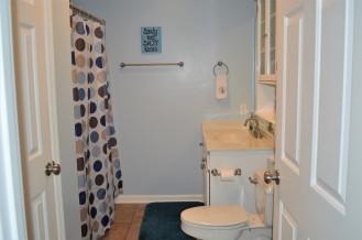 Bathroom Downstairs
